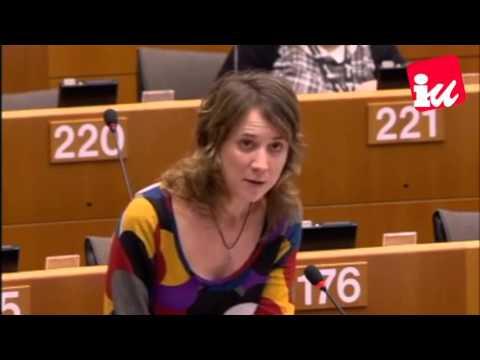 """Albiol: """"Siguen bloqueando el debate de la iniciativa ciudadana sobre el TTIP"""" IzquierdaUnida"""