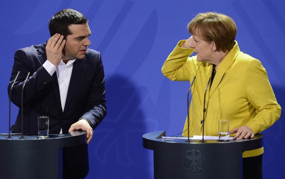 En Grecia, ganó el mal menor