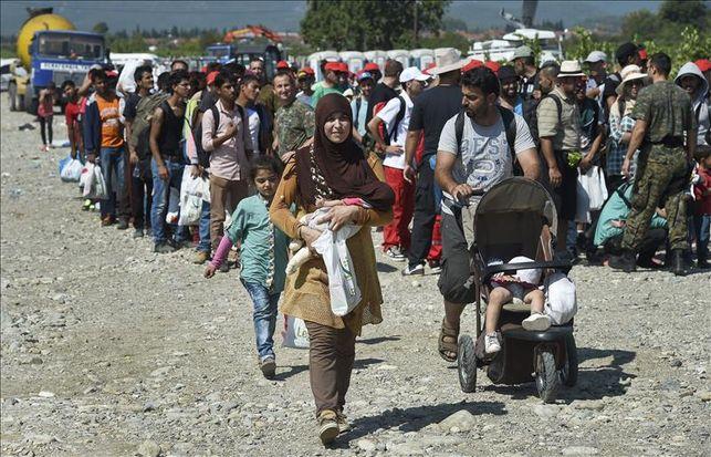 La normalización del fascismo en Europa ante la llegada de refugiados
