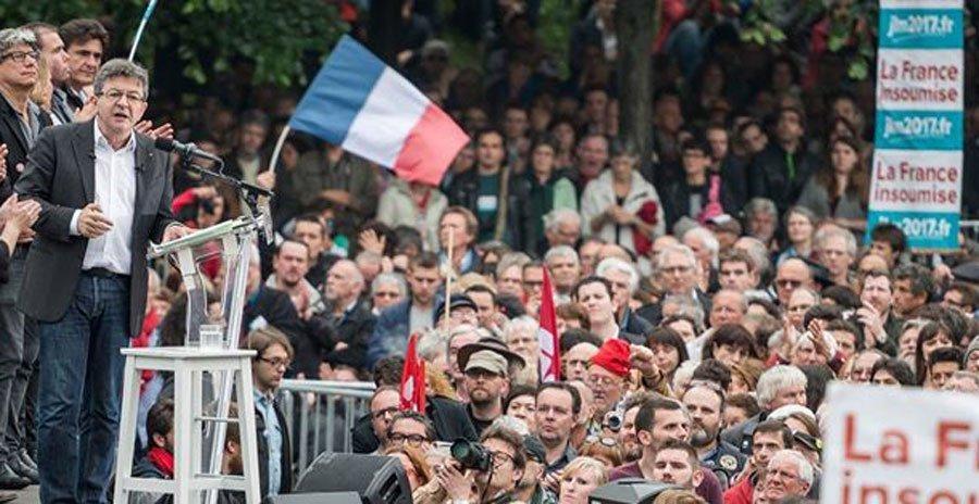 Le Pen, la cara oscura de Macron