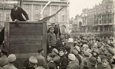 REVOLUCIÓN RUSA 1917-2017:Un ejemplo del potencial de transformación que alberga la sociedad humana