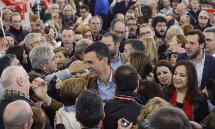 Los brotes rojos del PSOE
