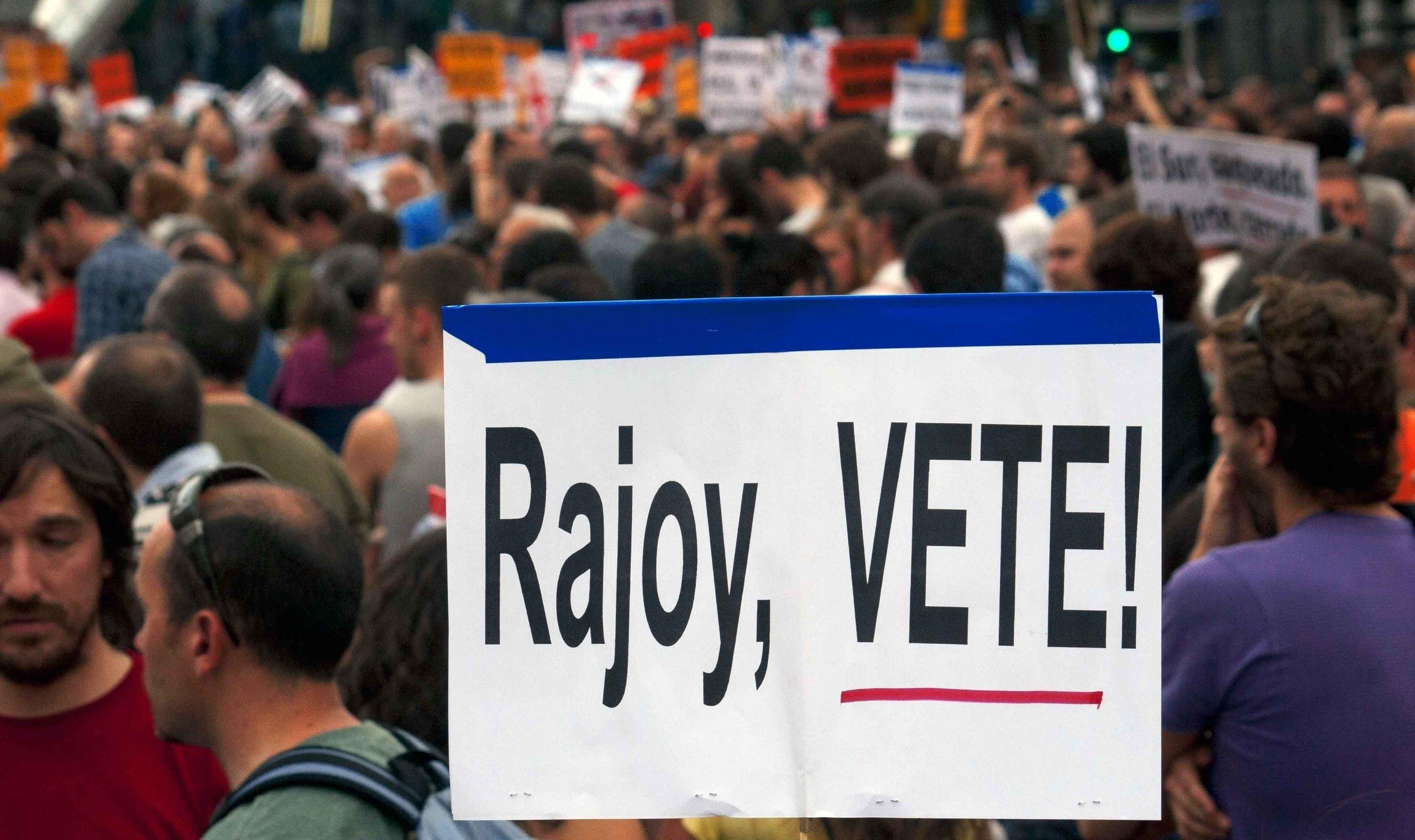 La caída de Rajoy, una oportunidad