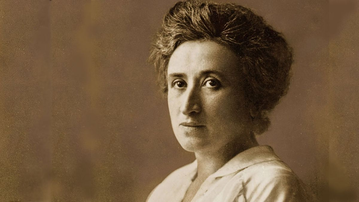 Rosa Luxemburgo: Las claves del Socialismo en el Siglo XXI