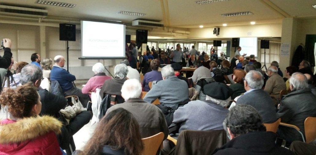 La vivienda social en Madrid Nuevo Norte: las migajas del proyecto