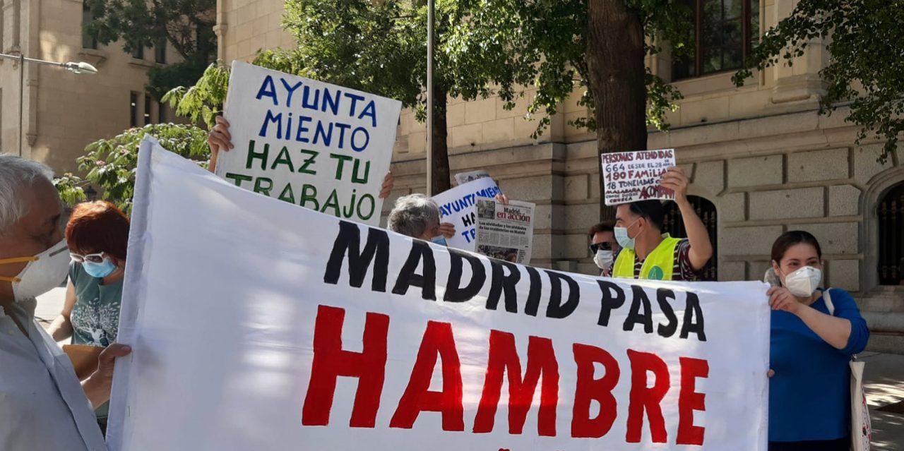 Madrid. ¿Dónde está la oposición? Matarile, rile ron…