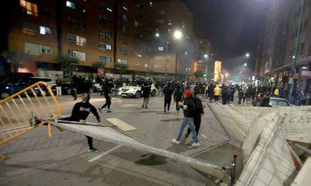 Fin de la recompensa del ocio, inicio de los disturbios