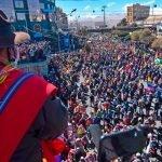 Aprendiendo de los procesos de movilización social en Bolivia