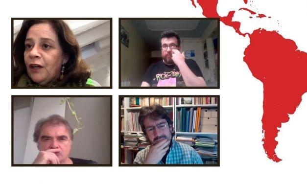 Conversación «La encrucijada latinoaméricana»