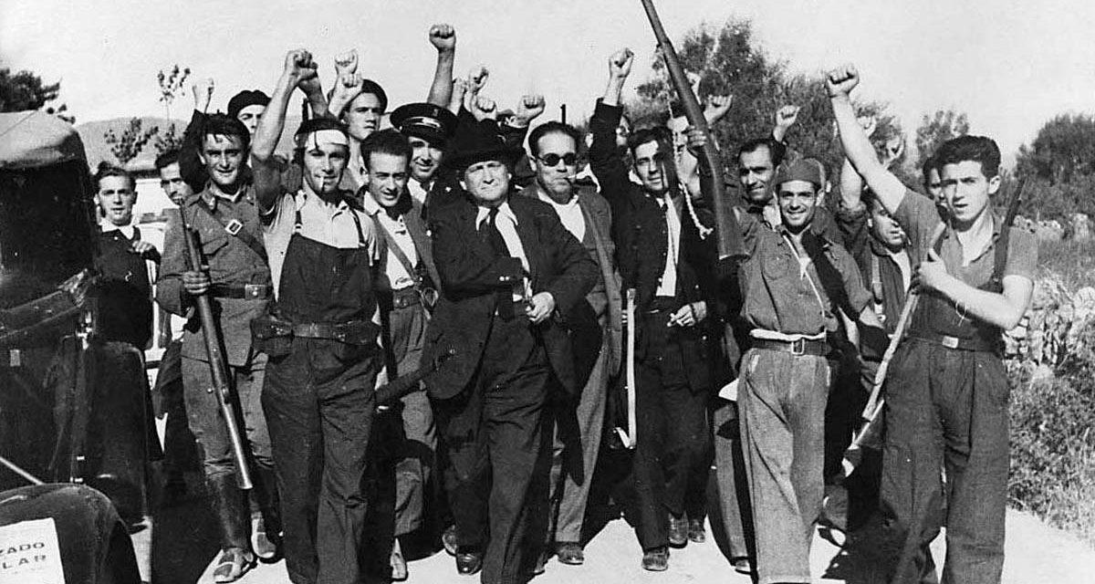 """Largo Caballero: de la reforma a la """"revolución"""""""