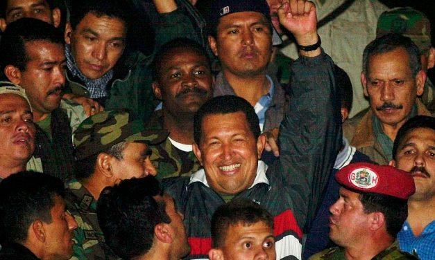 Abril de 2002. La Batalla de Caracas