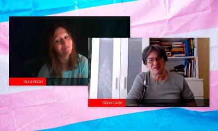 Entrevista a Diana Cardo sobre la cuestión trans