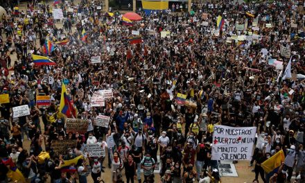 Nace un nuevo país desde las barricadas y bloqueos