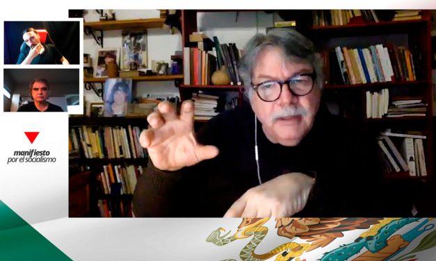Entrevista a Fernando Buen Abad a pocos días de las elecciones en México