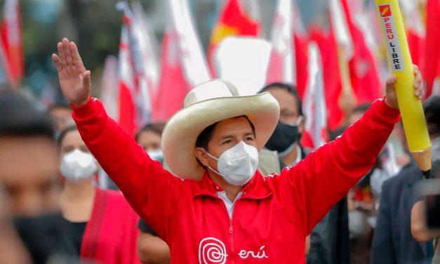 Tempestad en los Andes: un presidente campesino remece el Perú