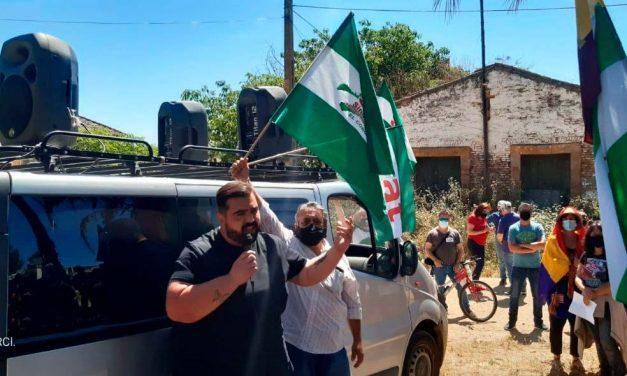 «La situación de los jornaleros y jornaleras en Andalucía en muchos casos roza la esclavitud»
